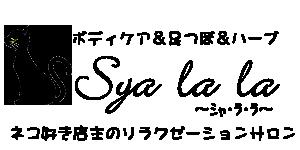 名古屋市東区泉 リラクゼーション マッサージサロン Sya la la ~シャララ~